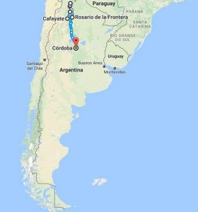 Argentina nord