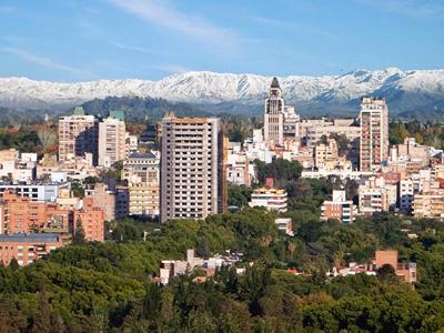 Mendoza città